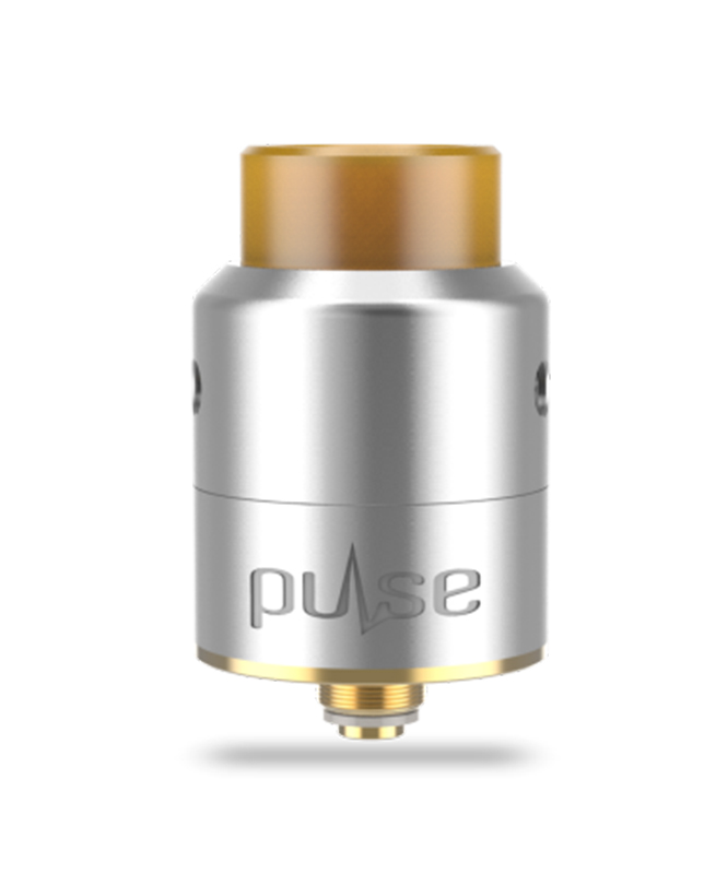 PULSE BF RDA 22MM TONY B BY VANDY VAPE SILVER