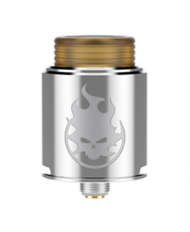 PHOBIA RDA 24MM BY VANDY VAPE SILVER