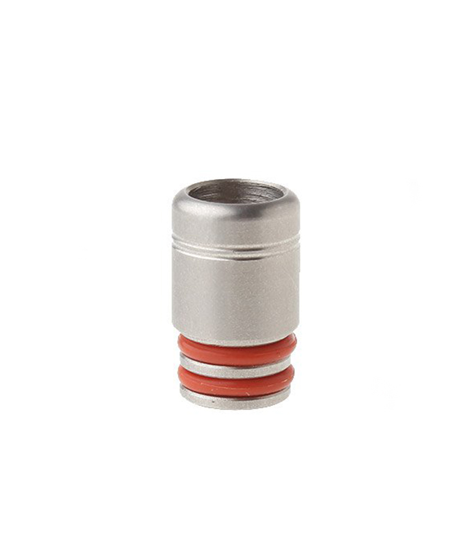 STAINLESS STEEL 510 DRIP TIP 16MM