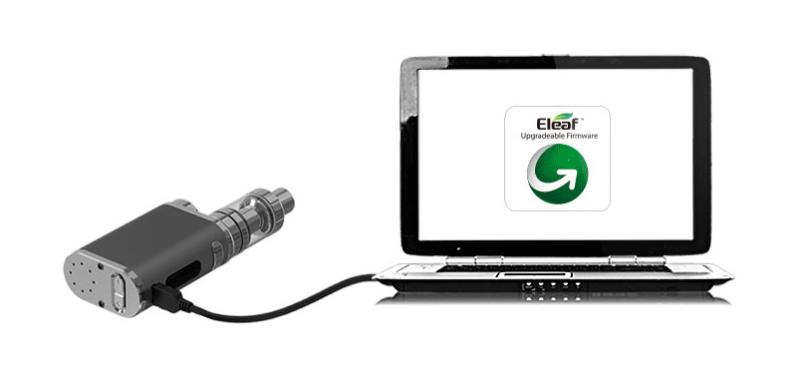 Eleaf iSTICK Pico 75W Silver