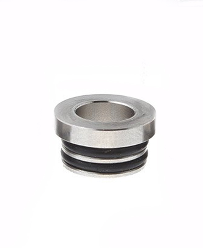 STAINLESS STEEL 810 - 510 DRIP TIP ADAPTER