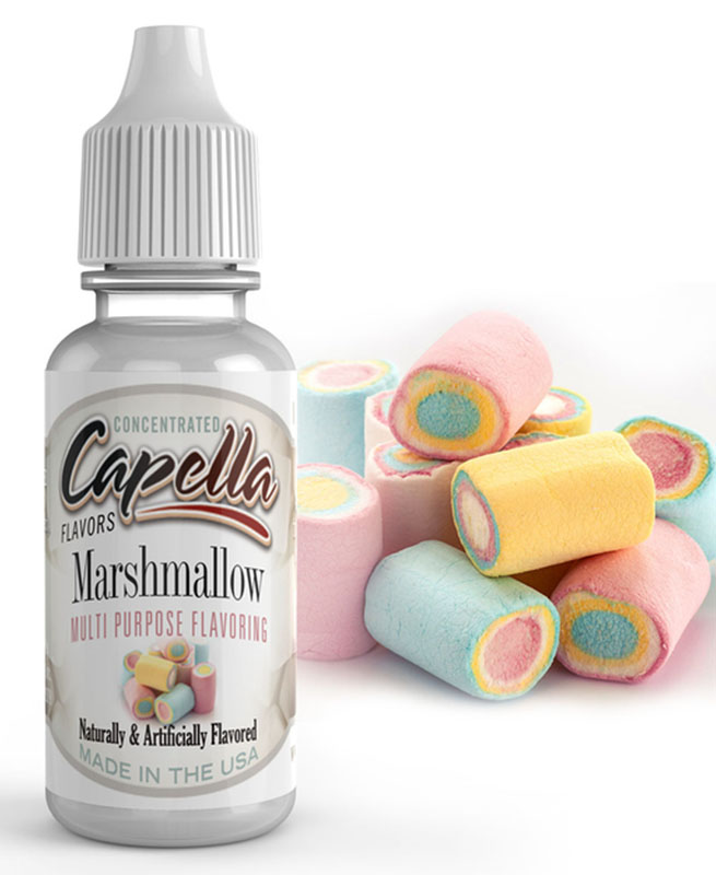 Marshmallow (Marshmallow) άρωμα by Capella
