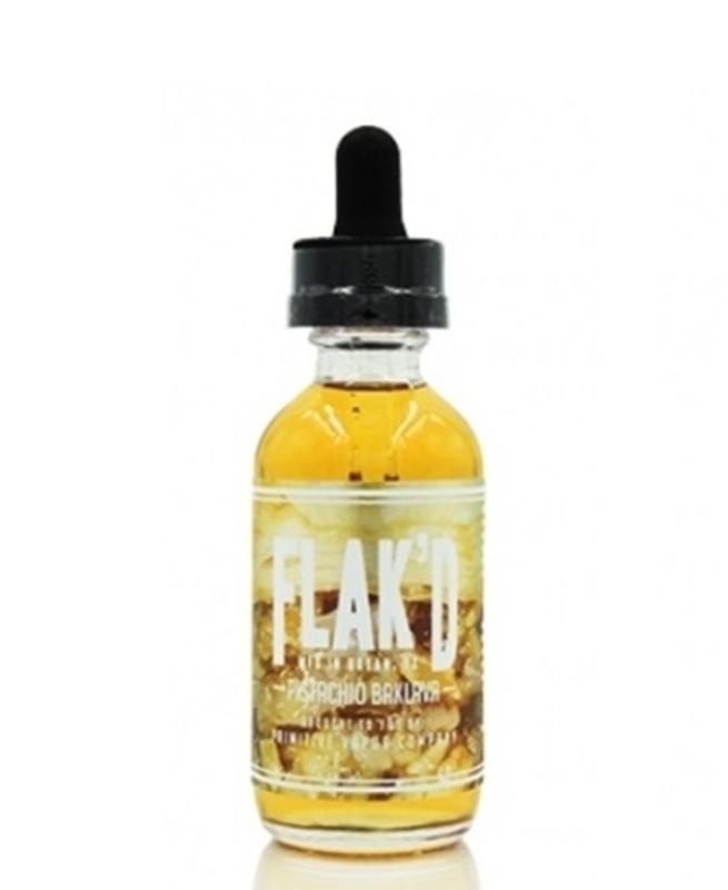 FLAK'D OPMH Flavorshot 60ML BY PRIMITIVE
