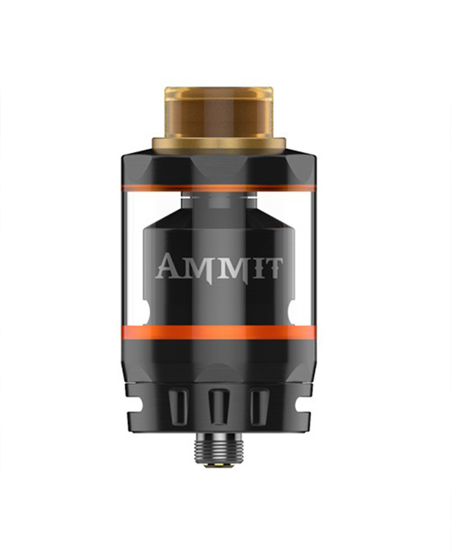 AMMIT DUAL COIL RTA BY GEEKVAPE BLACK