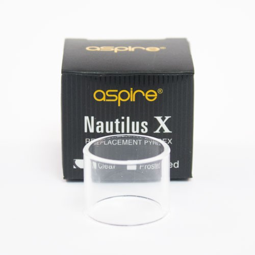 Aspire Nautilus X Replacement Pyrex Glass tank