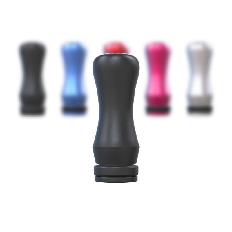 Mouthpiece Aluminum Black