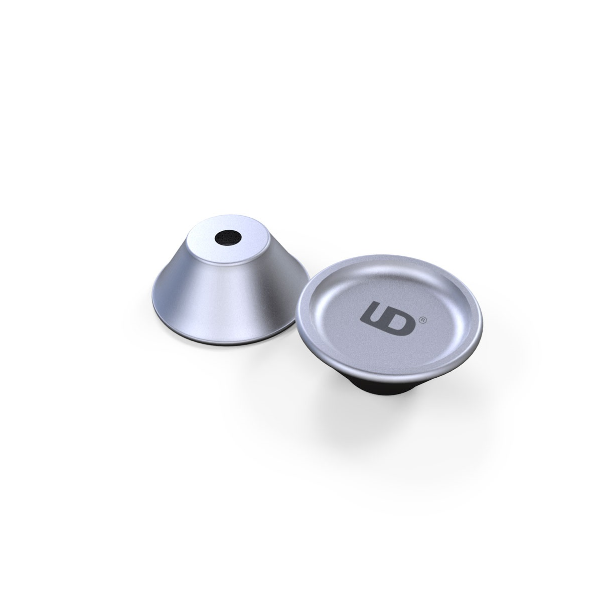UD Aluminium Base For Atomizers Silver