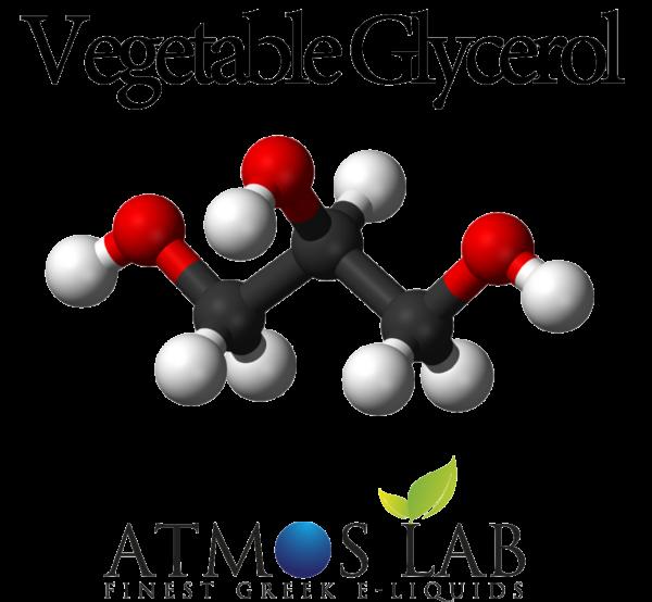 VG (Γλυκερίνη) 100ml 0mg by Atmos Lab